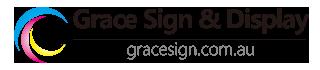 Grace Sign & Display Logo
