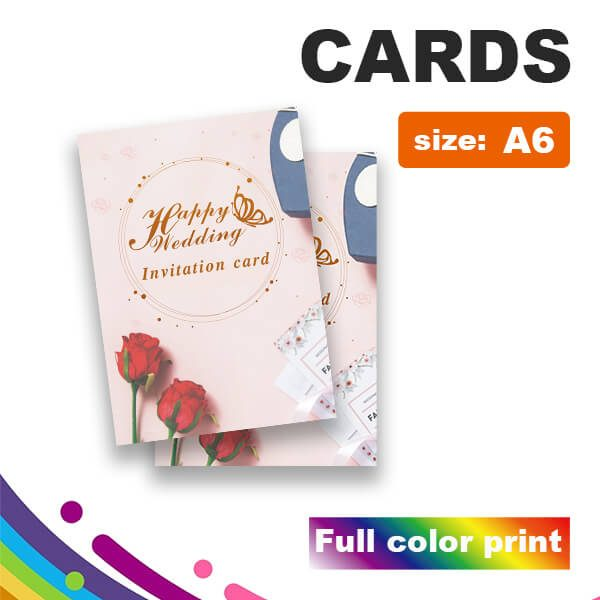 CARDS A6
