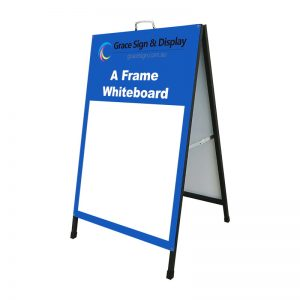 A Frame Sign Whiteboard 600x900mm